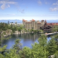 The Hudson Valley's Very Own Hotel and Castle: Mohonk Mountain House