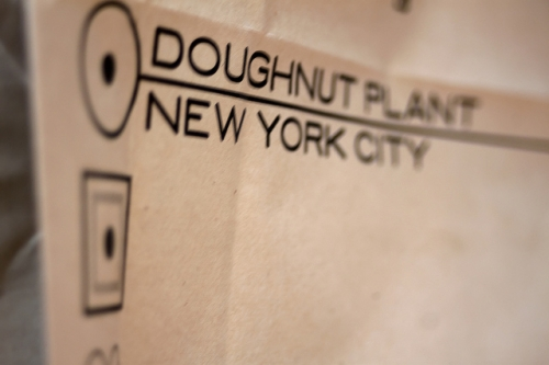 Doughnut Plant NYC, Chelsea - Sweet and Savoring [photo by Andy Milford]