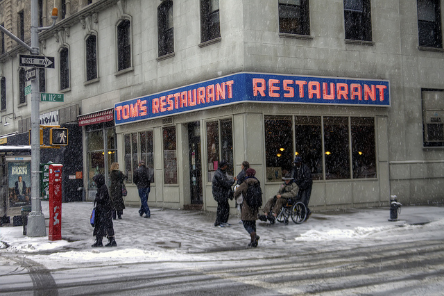 Winter Wanderings in Manhattan - Sweet and Savoring [photo by Andy Milford]
