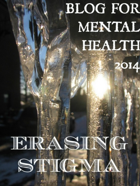 Blog for Mental Health 2014: Erasing Stigma - Sweet and Savoring