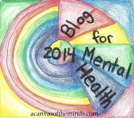 Blog for Mental Health 2014- Sweet and Savoring