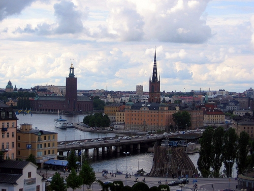 Stockholm, Sweden: A Fond Look Back - Sweet and Savoring