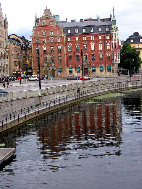 Stockhom Sweden: A Fond Look Back - Sweet and Savoring