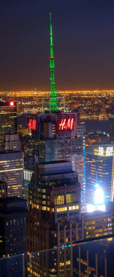 Must See NYC: Top of the Rock - Sweet and Savoring [photo by Andy Milford]