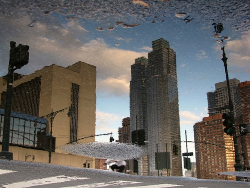 Reflections Throughout New York City - Sweet and Savoring