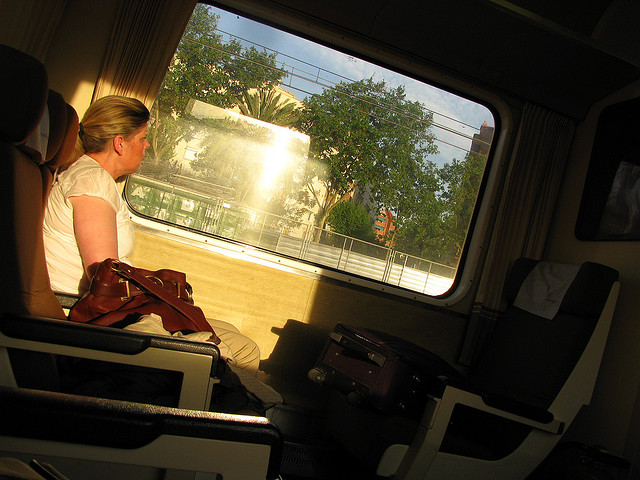 Train Travel: My Favorite Way to Get There - Sweet and Savoring