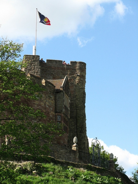 Travel Retrospective: Tamworth Castle, England - Sweet and Savoring