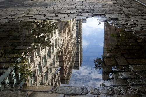 Reflections Throughout New York City - Sweet and Savoring [photo by Andy Milford]
