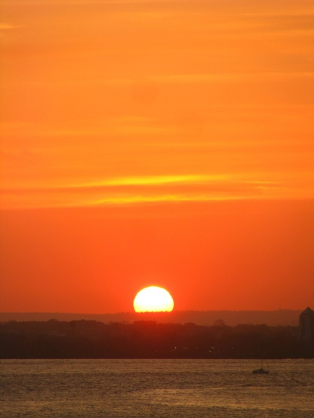O Is for Orange Sky - Sweet and Savoring
