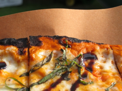 Food Trucks, Pizza, and Noodle Bowls: Delicious Foods of the Summer - Sweet and Savoring [photo by Andy Milford]