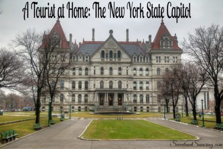 A Tourist at Home: The New York State Capitol - Sweet and Savoring