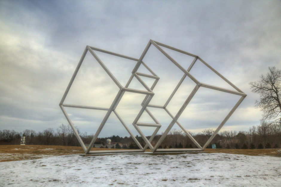 Sculpture Park at Art OMI | Ghent, NY - Sweet and Savoring [photo by Andy Milford]