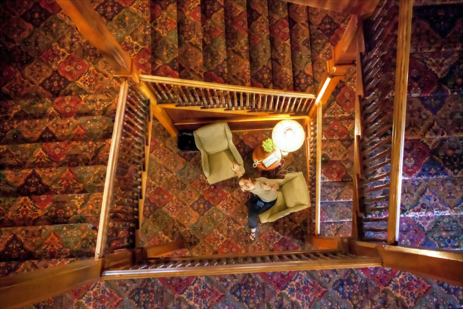 A Winter Visit to Mohonk Mountain House - Sweet and Savoring [photo by Andy Milford]
