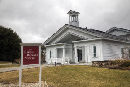 A Tourist at Home: The Norman Rockwell Museum - Sweet and Savoring [photo by Andy Milford]