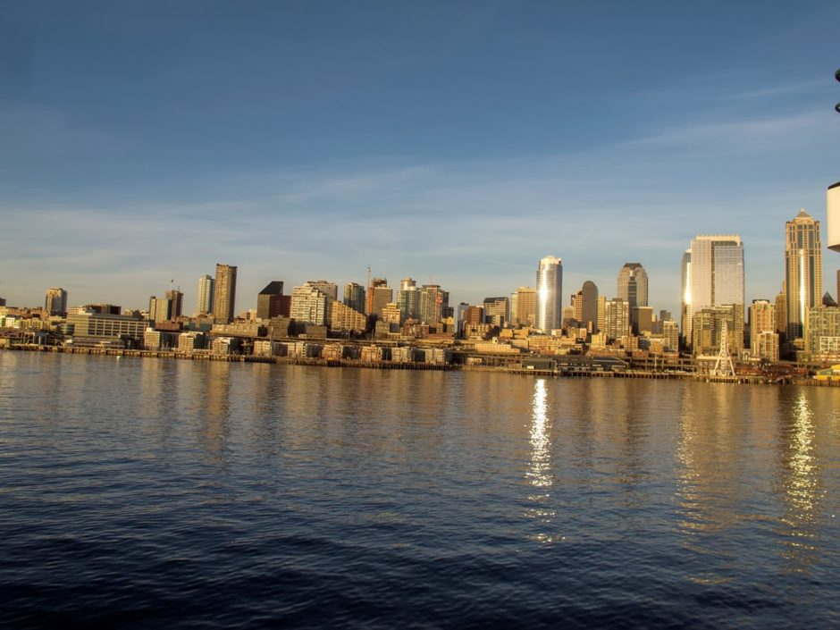 Ride the Ferry: The Best Way to View a City - Sweet and Savoring