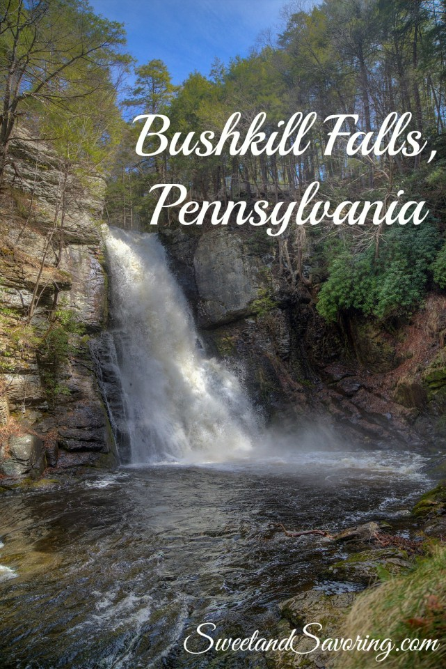 Bushkill Falls, Pennsylvania - Sweet and Savoring [photo by Andy Milford]