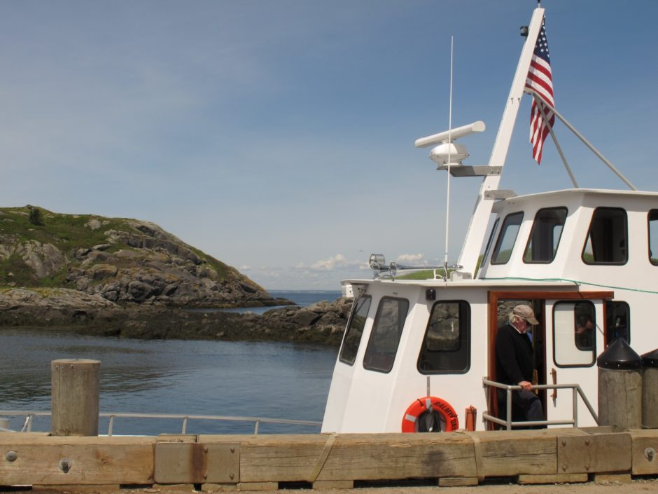 Untouched Maine: Monhegan Island - Sweet and Savoring